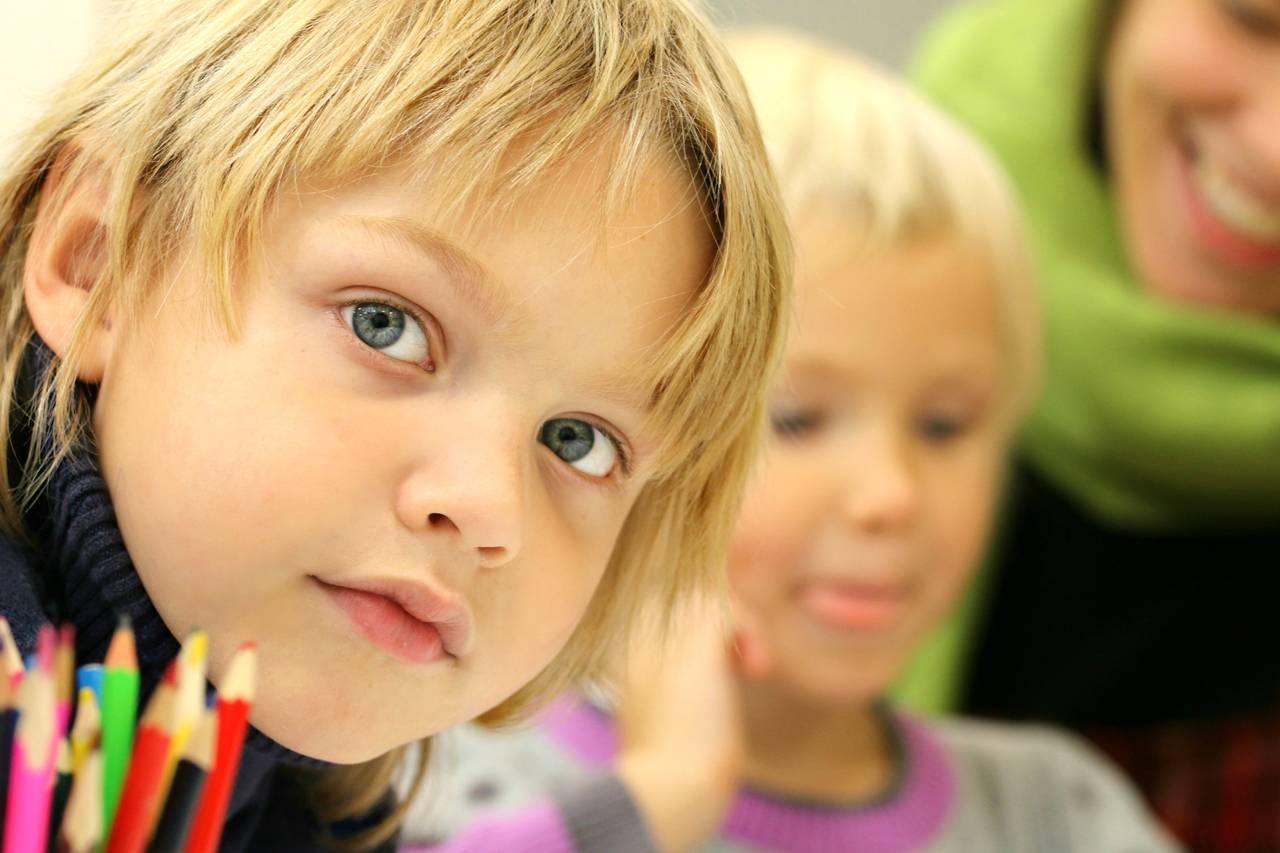 Child Serious Preschool 1280x853